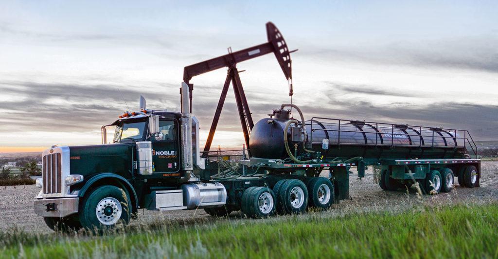 Noble-trucking