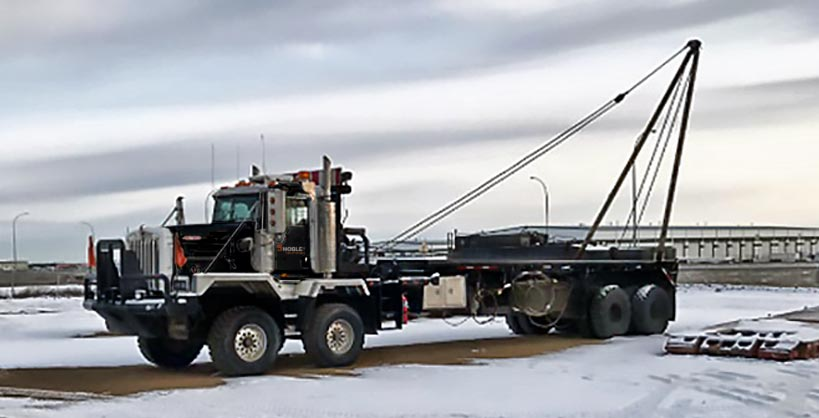 pole-trucks-noble-oilfield-services